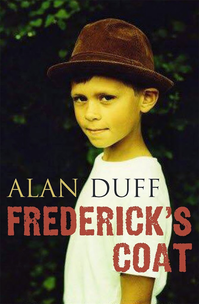 cover image for Frederick's coat