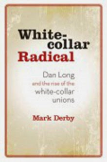 cover image for white collar rad