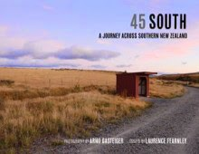 cover image for 45 south
